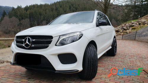 Mercedes Benz GLE 350 d 4Matic 9G TRONIC AMG Line * AMG 63 Paket Año 2017 Kilometraje 41,500 Km