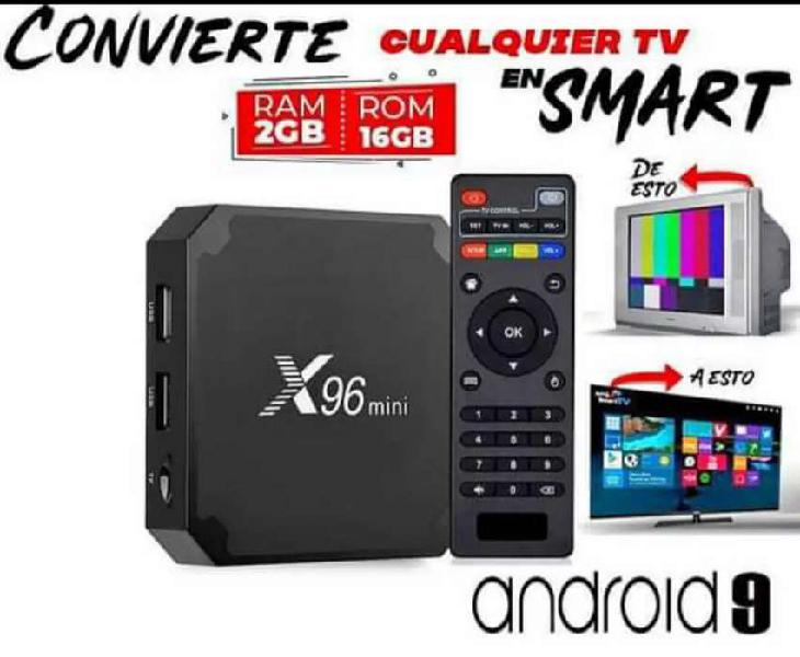 Tv box x96 mini 2gb/16gb