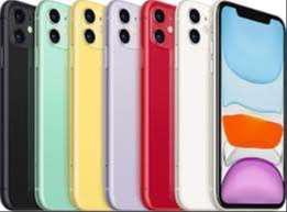 iPhone 11 128 gb LLA LIBRE DE FABRICA