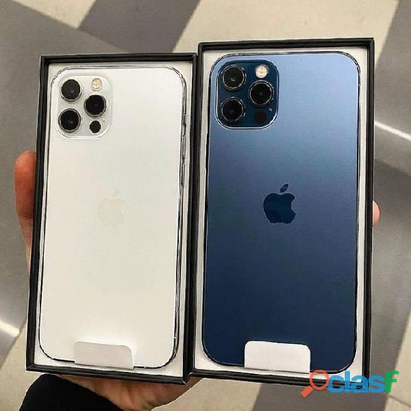 Sellado Nuevo iPhone 12 pro max + Extra Apple Watch Series 5 40 mm (ESTÉ ENTRE LOS PRIMEROS USUARIOS 3