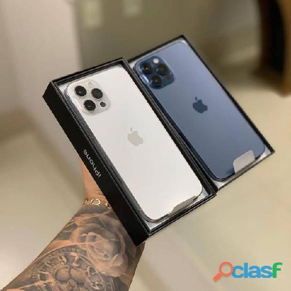 Sellado Nuevo iPhone 12 pro max + Extra Apple Watch Series 5 40 mm (ESTÉ ENTRE LOS PRIMEROS USUARIOS 5