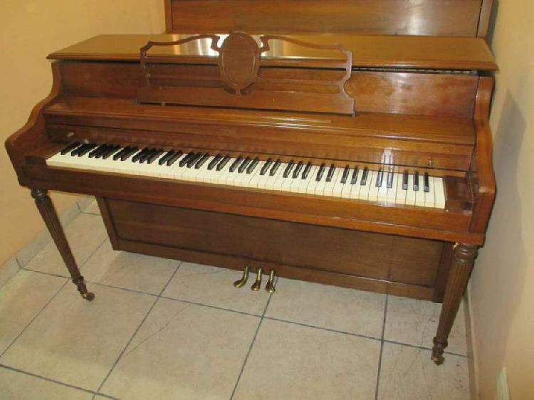 piano acustico vertical afinado en lima