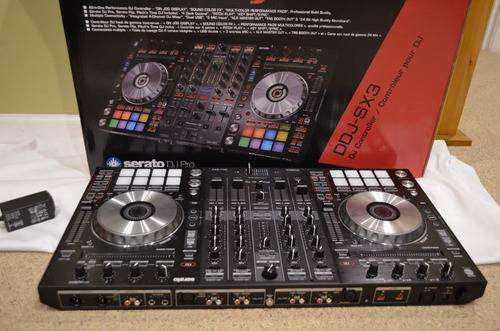 CONTROLADOR DJ PIONEER SX3