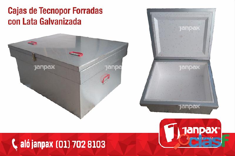 CAJAS DE TECNOPORT 2