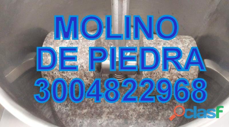 MOLINO DE PIEDRA CACAO