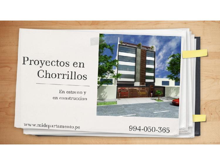 Catalogo departamentos Chorrillos 2021