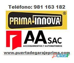 Puerta de Garaje   Control de Accesos Lima Perú 3