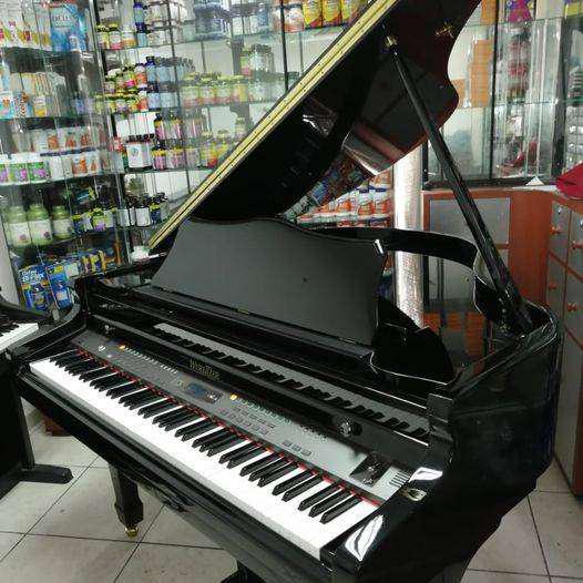 Piano pianola digital wurlitzer
