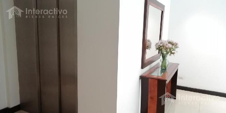 Departamento en venta en chcacarilla. 209m2. 3 dormitorios.
