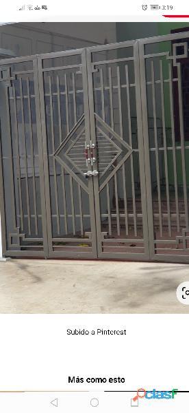 Construcción y soldadura/ tuberias, carpintería metalica