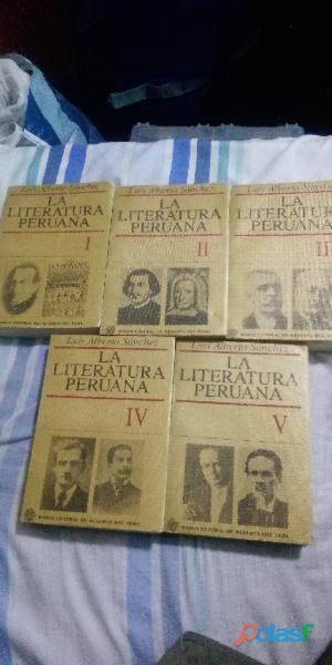 La Literatura Peruana Luis Alberto Sanchez