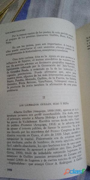 La Literatura Peruana Luis Alberto Sanchez 4