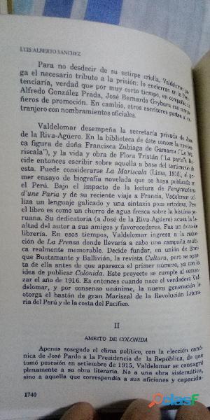 La Literatura Peruana Luis Alberto Sanchez 5