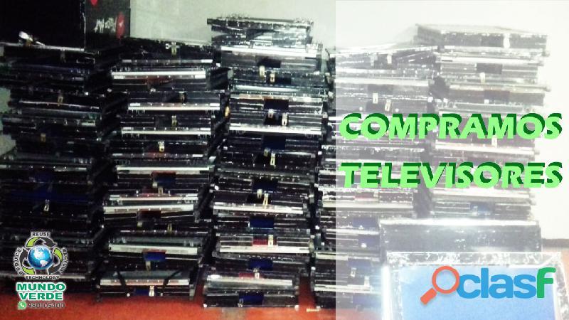 COMPRO TELEVISORES NUEVOS O EN DESUSO 5