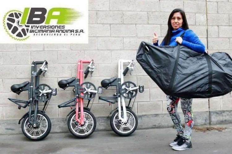 Bicicletas Plegables Nuevas