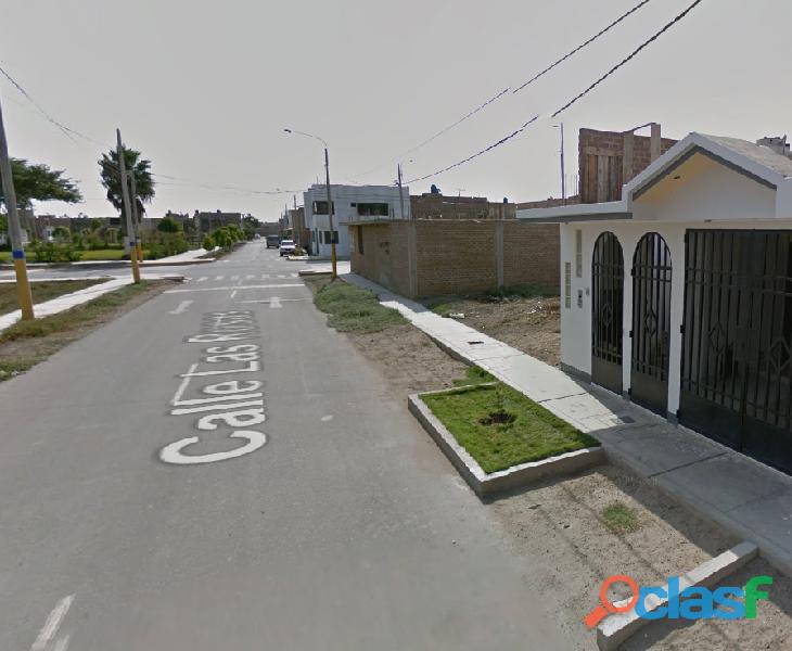 Terreno urbanizado en CHICLAYO. Urb. Santa Rosa de la pnp.