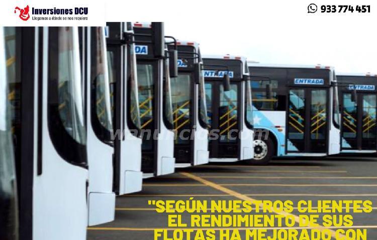 INVERSIONES DCU / TRANSPORTE DE DIESEL B5 S50