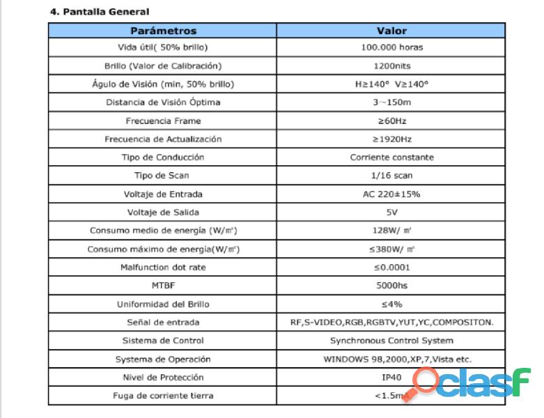 VENTA DE PANTALLAS LED PARA EVENTOS 4