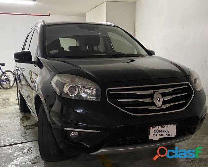 RENAULT KOLEOS (4x2) AUTOMÁTICO DEL 2012 (USD $ 11,200 DÓLARES) REMATO POR VIAJE (EXCELENTE ESTADO) 4