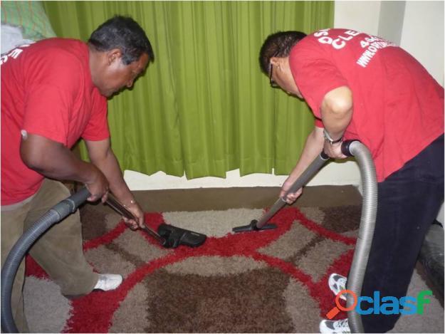 secado de alfombras inundaciones emergencias 24 horas 1