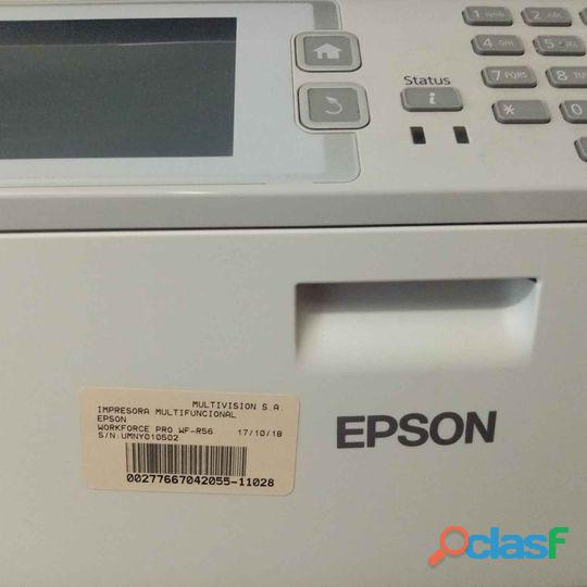 Vendo Impresora Epson Workforce Pro Wf 5690 A Un Buen Precio 3