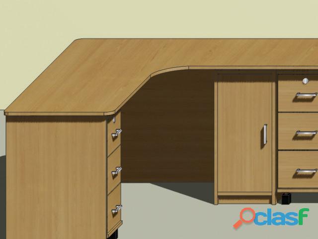 Instalaciones Electricas y Muebles en Melamina para Dptos y oficina