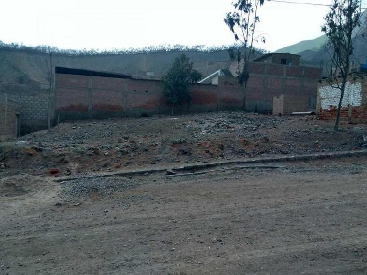 Terreno - pachacamac