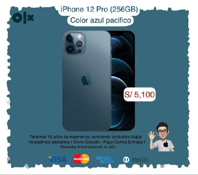 iPhone 12 Pro (256GB) / iPhone 12 Pro Max (128GB)