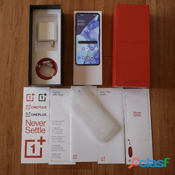 Nuevo OnePlus 9 Pro 256GB / OnePlus 8T Pro 256GB Caja