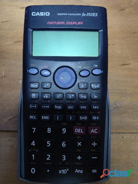 Calculadora Cientifica CASIO Modelo fx 350ES