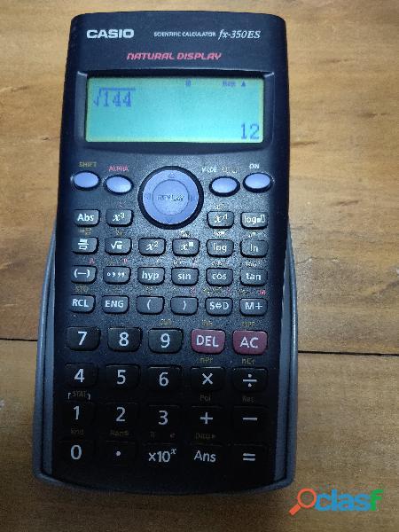 Calculadora Cientifica CASIO Modelo fx 350ES 2