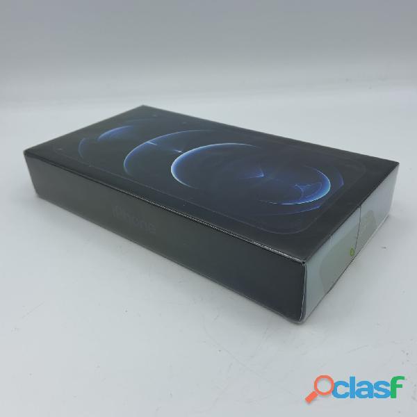 NUEVO 2021 SELLADO APPLE IPHONE 12 PRO MAX AZUL / 128GB / 256GB / 512GB 2