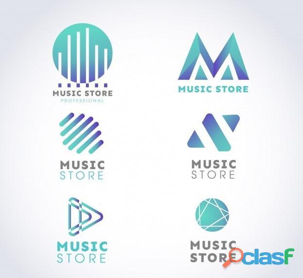 Se hacen logos para emprendedores