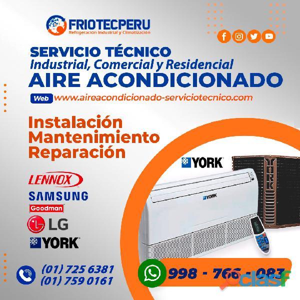 AIRE ACONDICIONADO / REPARACIONES TÉCNICA 937053498