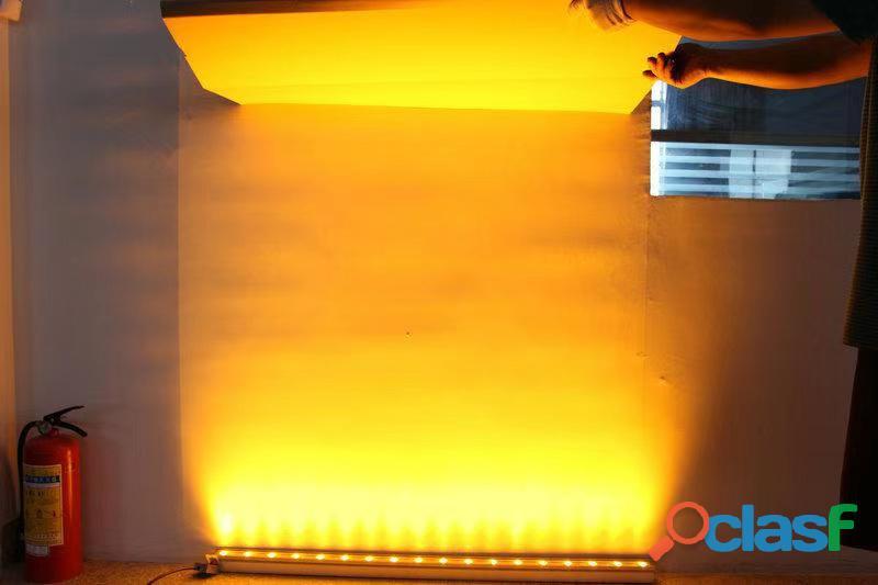 Bañador de pared LED y Focos Proyectores lineales Led 1