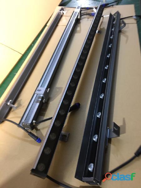 Bañador de pared LED y Focos Proyectores lineales Led 4