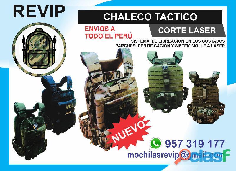 CHALECOS TACTICOS 1