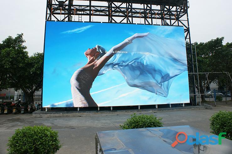 pantallas led gigantes precios Peru
