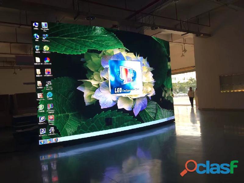 pantallas led para interiores 3
