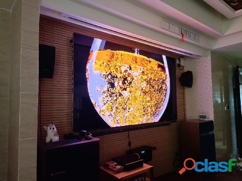 pantallas led para interiores 4