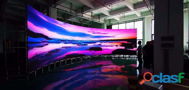 pantallas led para interiores 9