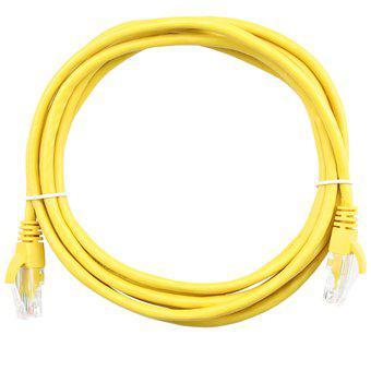 Cable de red internet utp cat6e 10 metros seisa nuevo