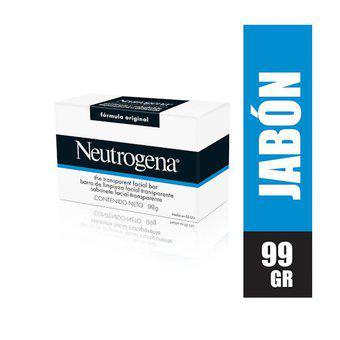 Neutrogena - jabón facial original para rostro