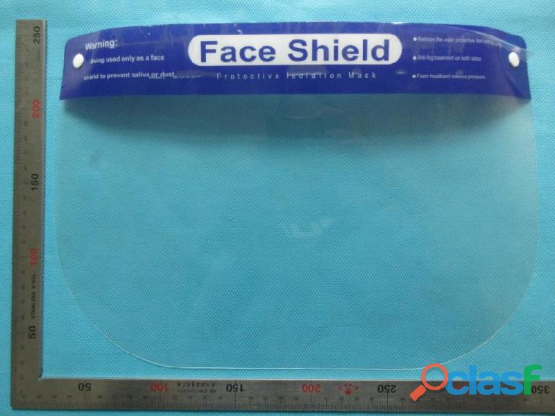 PROTECTOR FACIAL Marca Face Shield, Modelo JM3233 F