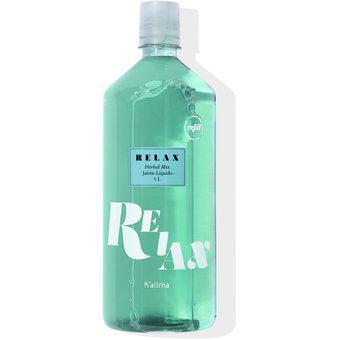 Jabón líquido recarga de relax 1 lt kallma