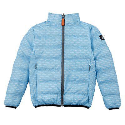 Hoseg casaca reversible impermeable algodón unisex