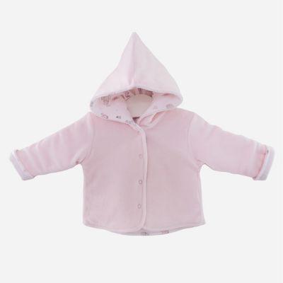Lydababy casaca reversible con capucha algodón unisex