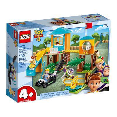 Lego aventura de buzz y bo peep