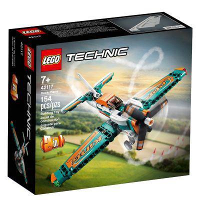 Lego avión de carreras