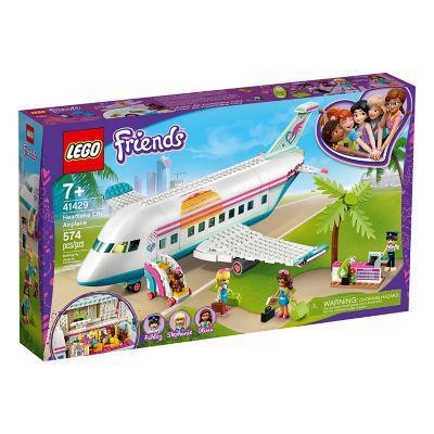Lego avión de heartlake city